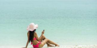 Bądź stylowa na plaży