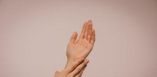 parafina do rąk